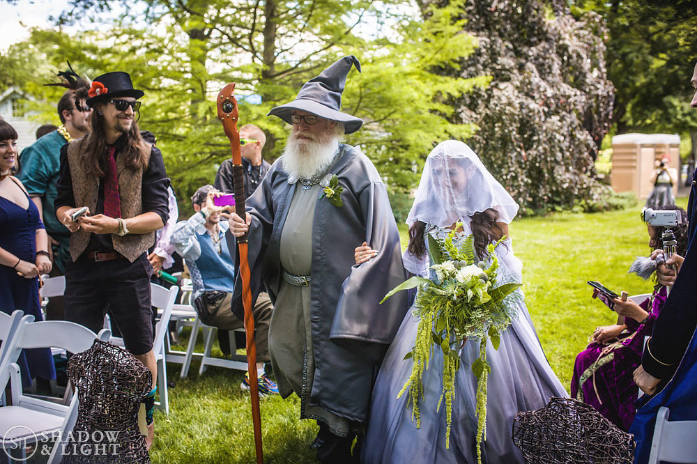 Fantasy Tolkien Lord Of The Rings Wedding