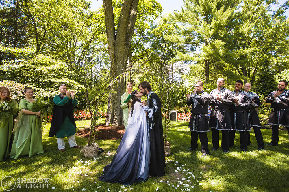 lord of the rings wedding Archives St Louis Wedding Photography