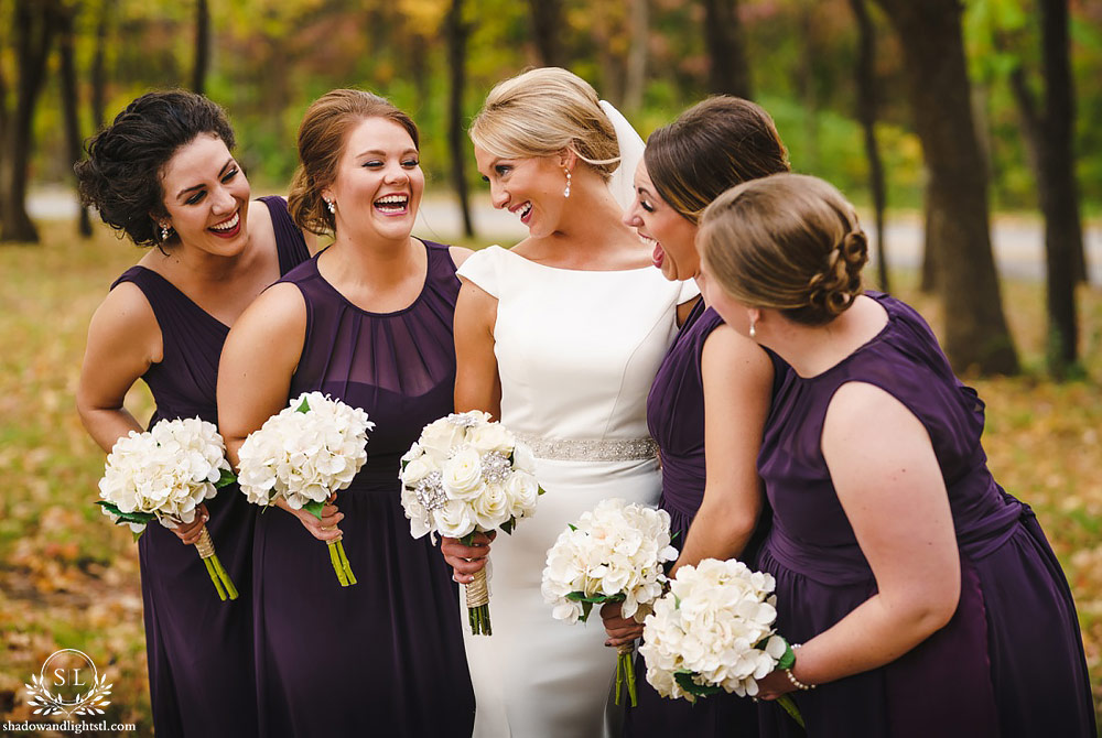 beautiful pere marquette wedding photos