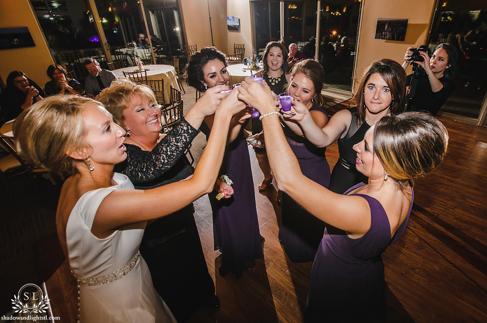 beautiful aries winery wedding reception
