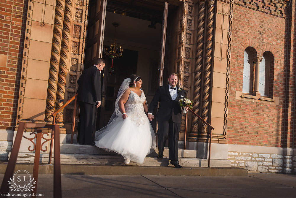 st ambrose st louis wedding
