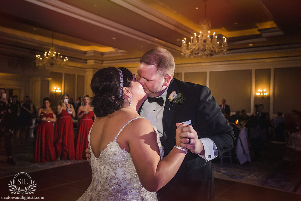 ritz carlton st louis wedding reception