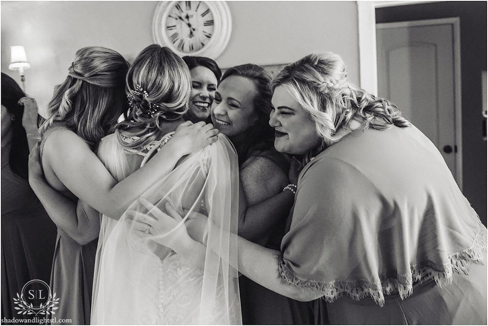 st louis wedding bridesmaid reveal