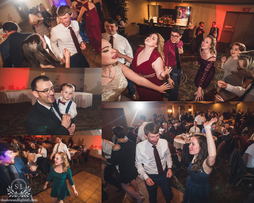 st louis orlandos wedding reception