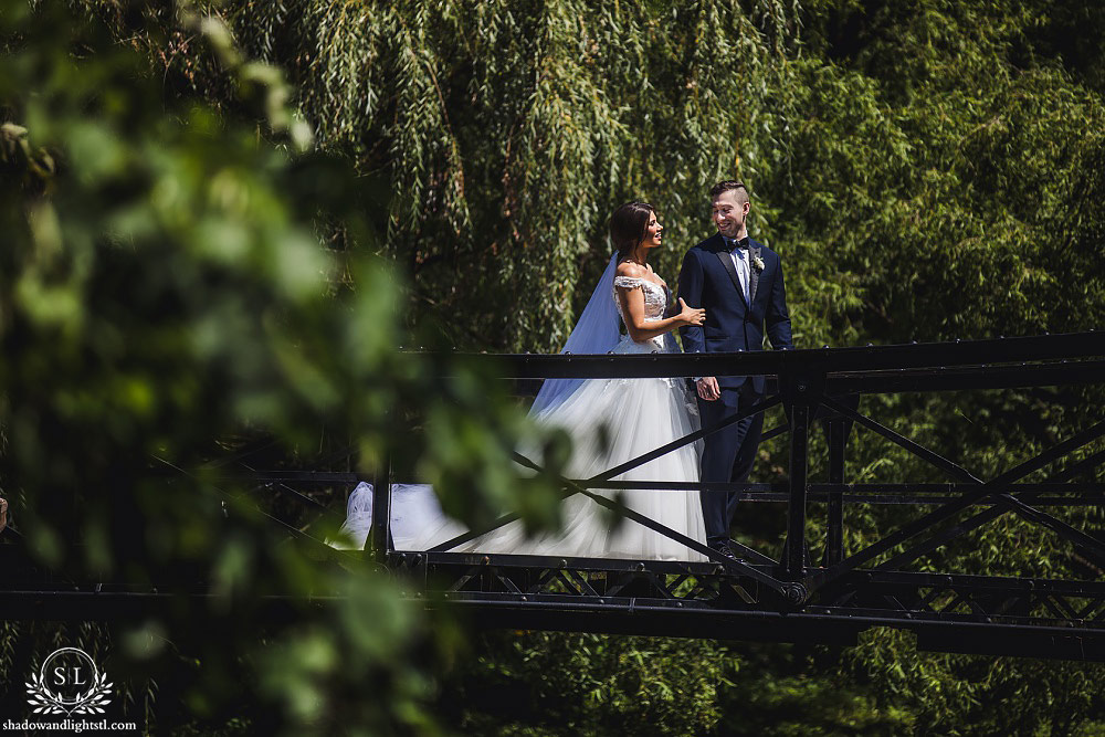 St Louis Forest Park Forever Wedding