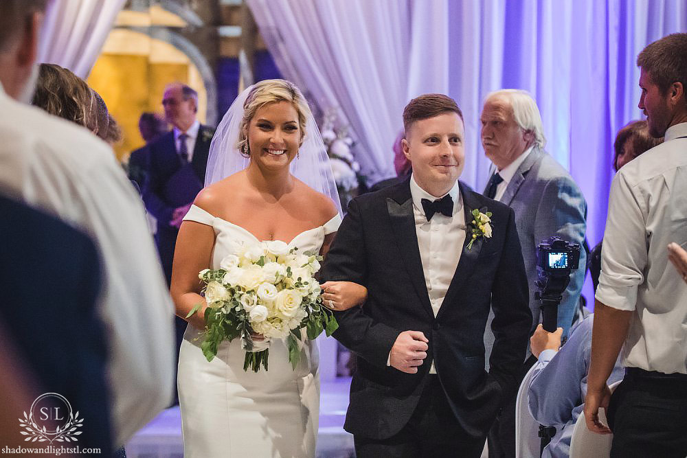 Chase Park Plaza Wedding Photo in St Louis