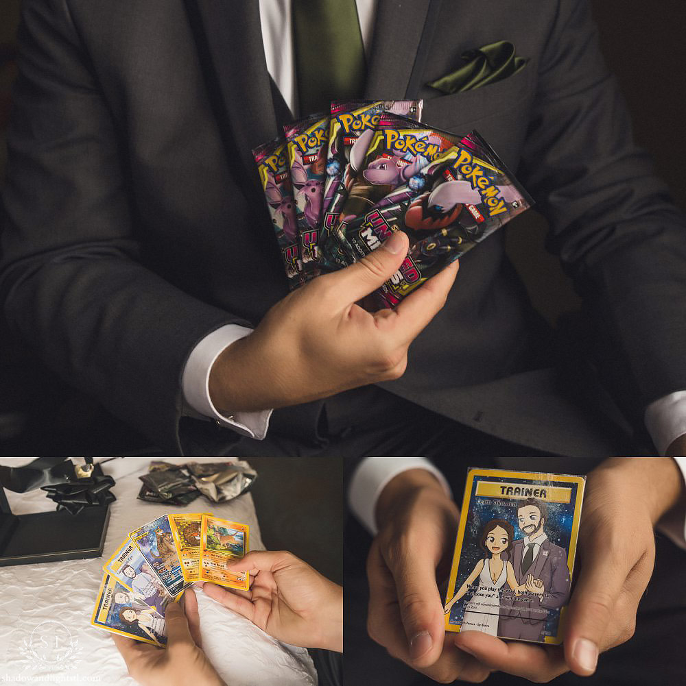 wedding pokemon cards