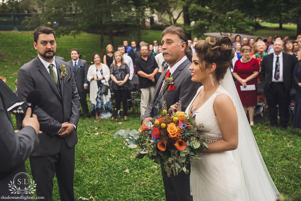 amazing st louis zoo wedding