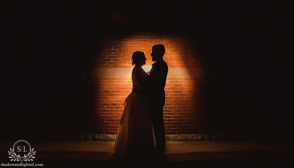 Barnett on Washington Wedding artistic photo